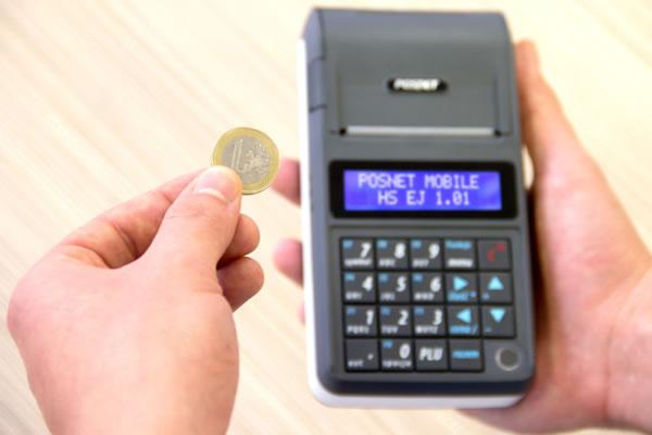 Kasa fiskalna Posnet Mobile HS EJ - Zaprogramuj automatyczne przejście na inną walutę
