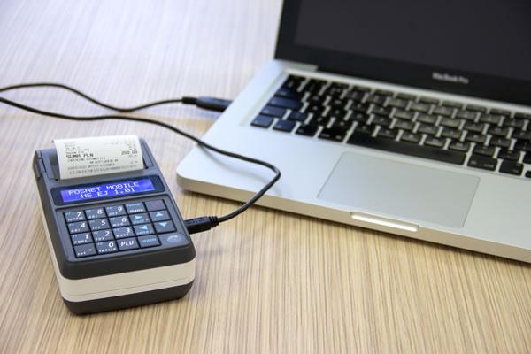 Kasa fiskalna Posnet Mobile HS EJ - Prosta współpraca z innymi urządzeniami