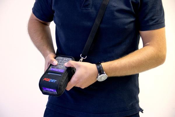 Kasa fiskalna Posnet Mobile HS EJ - Najmniejsza i najlżejsza kasa mobilna na rynku